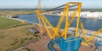 Sarens unveiled one of the mightiest cranes worldwide !
