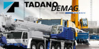 Tadano to buy Demag for a value of $215 million